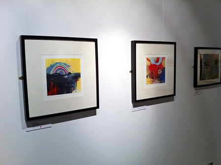 Art exhibition at the Beacon, 2011