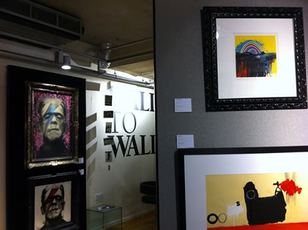Wall to Wall Gallery, 2011