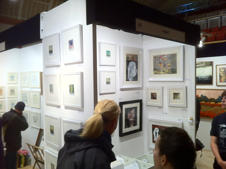 Brighton Art Fair, 2012