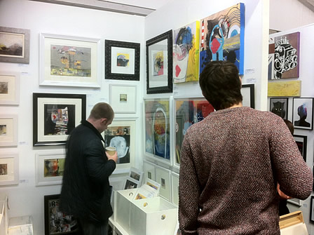 Buy Art Fair, 2012