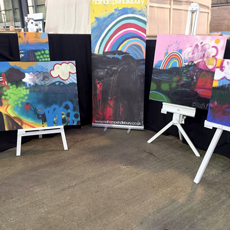 Art in the Pen, Skipton 2016 - image 1