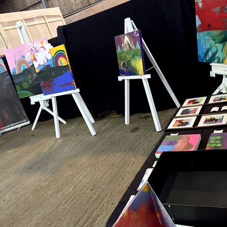 Art in the Pen, Skipton 2016 - image 10