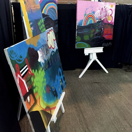 Art in the Pen, Skipton 2016 - image 2