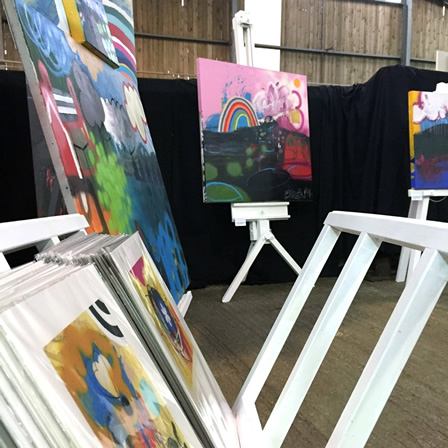 Art in the Pen, Skipton 2016 - image 3