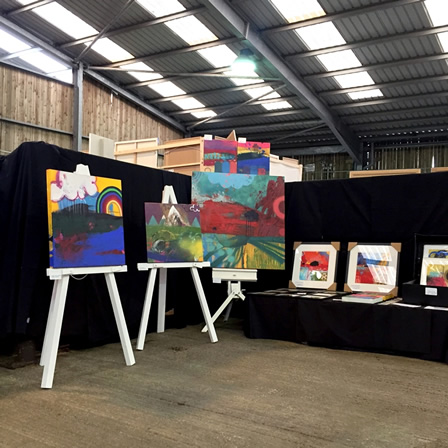 Art in the Pen, Skipton 2016 - image 4