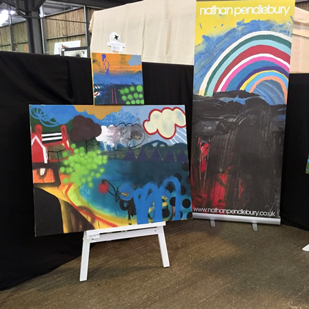 Art in the Pen, Skipton 2016 - image 5