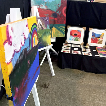 Art in the Pen, Skipton 2016 - image 7