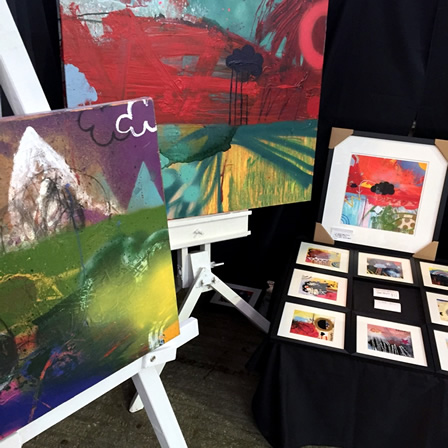 Art in the Pen, Skipton 2016 - image 8